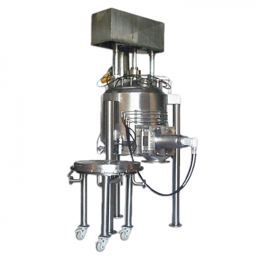 PerMix-Nutsche-Filter-Dryer-Mixer