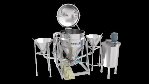PerMix Vacuum Mixers -2