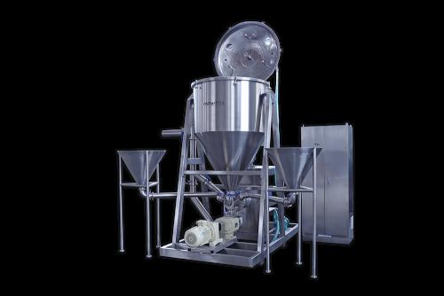 PerMix PVC Universal Vacuum Processor Vacuum Emulsifier Mixer