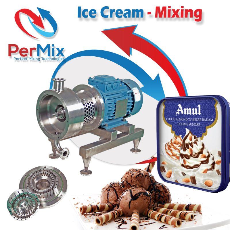 PerMix Inline Mixers